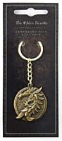 Elder Scrolls Online - Kovová klíčenka Ebonheart Pact