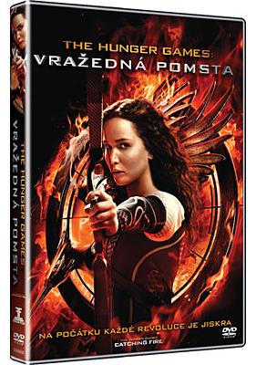 DVD - Hunger Games: Vražedná pomsta
