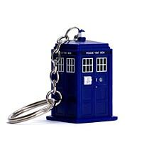 Doctor Who - Klíčenka Tardis LED světlo