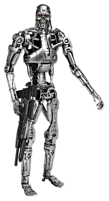 Terminator - T-800 Endoskeleton Action Figure 18cm (39859)