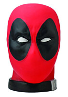 Marvel Comics - Deadpool Head 1/1 pokladnička 25cm