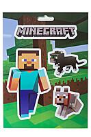Minecraft - samolepky Steve Pets