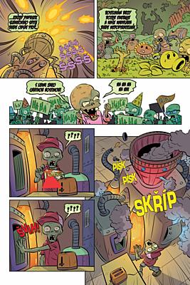 Plants vs. Zombies: Časokalypsa