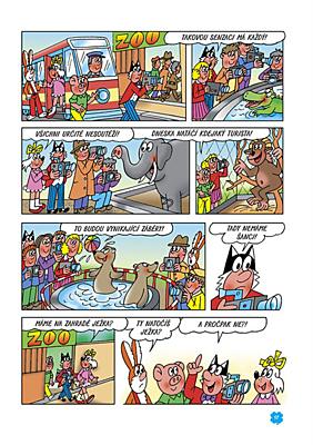 Zábavné příběhy Čtyřlístku 1998