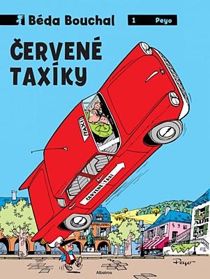 Béďa Bouchal 1: Červené taxíky
