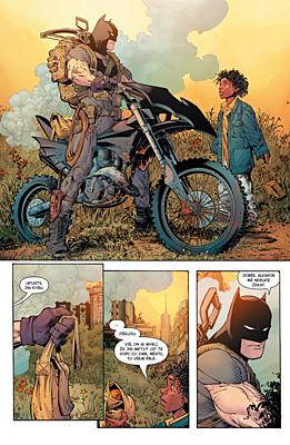 Batman: Rok nula - Tajné město (vázaná)