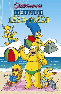 Simpsonovi: Komiksové lážo-plážo