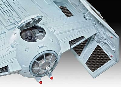 Star Wars ModelKit: Darth Vader's TIE Fighter (03602)