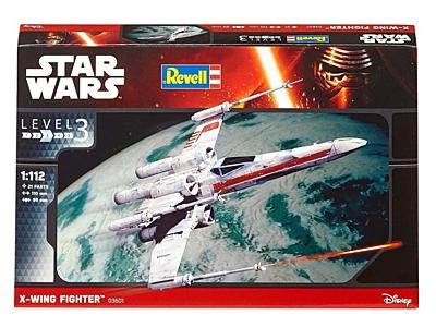 Star Wars ModelKit: X-Wing Fighter (03601)