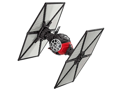 Star Wars Build & Play: First Order Special Forces TIE Fighter (06751)
