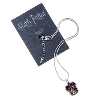 Harry Potter - Řetízek s přívěskem Nebelvír
