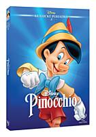 DVD - Pinocchio (Disney klasické pohádky 2)
