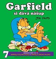 Garfield si dává nášup