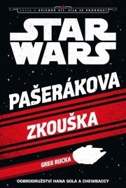 Star Wars: Pašerákova zkouška