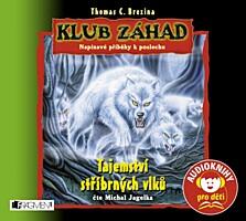 Klub záhad: Tajemství stříbrných vlků (MP3 CD)