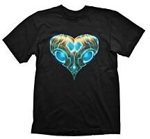 StarCraft 2 - Tričko Protoss Heart L