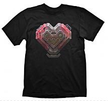 StarCraft 2 - Tričko Terran Heart L
