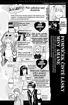 Death Note 13: Zápisník smrti