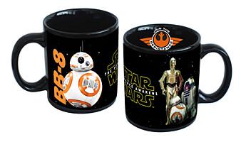 Star Wars - Episode VII - Hrnek Droids and BB-8