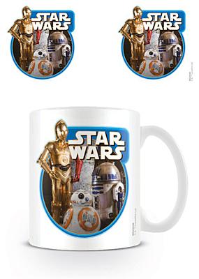 Star Wars - Episode VII - Hrnek Droids