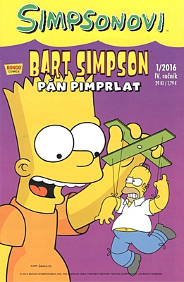 Bart Simpson #029 (2016/01)