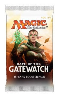 Magic: The Gathering - Oath of the Gatewatch Booster