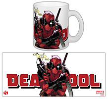 Deadpool - Hrnek Have to go