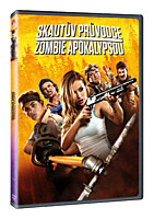 DVD - Skautův průvodce zombie apokalypsou