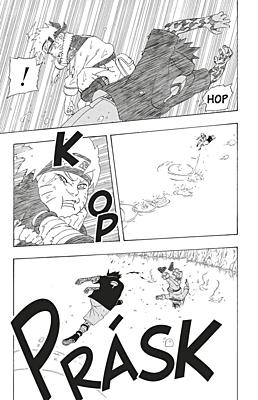 Naruto 26: Odloučení