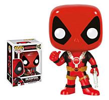 Marvel Comics - Deadpool Thumb Up POP Vinyl Bobble-Head Figure