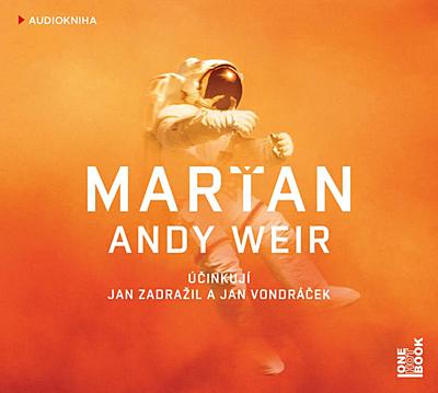 Marťan (MP3 CD)