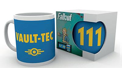 Fallout 4 - Hrnek Vault Tech