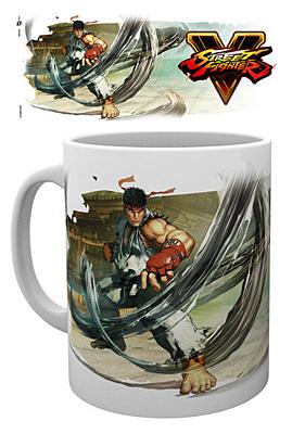 Street Fighter V - Hrnek Ryu
