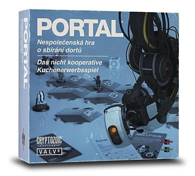 Portal: Nespolečenská hra o sbírání dortů