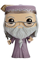 Harry Potter - Albus Dumbledore With Wand POP Vinyl Figure