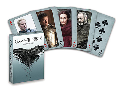 Game of Thrones - hrací karty 2nd Edition