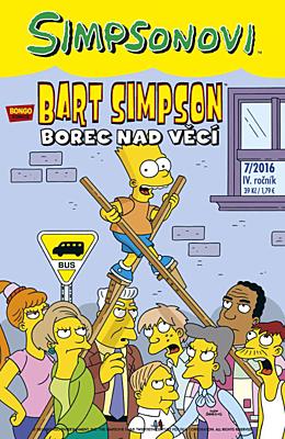 Bart Simpson #035 (2016/07) - Borec nad věcí
