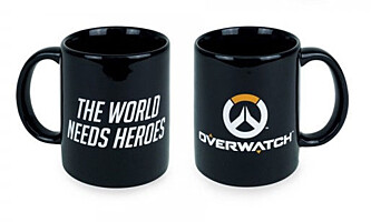 Overwatch - Hrnek Logo