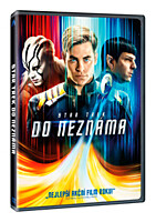 DVD - Star Trek: Do neznáma