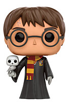 Harry Potter - Harry Potter with Hedwig POP Vinyl Figure