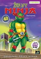DVD - Želvy Ninja 40