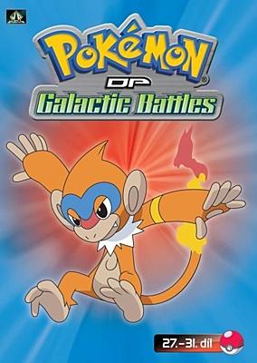 DVD - Pokémon: Diamond and Pearl - Galactic Battles 06 (epizody 27-31)