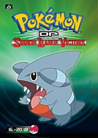 DVD - Pokémon: Diamond and Pearl - Sinnoh League Victors 04 (epizody 16-20)