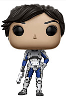 Mass Effect: Andromeda - Sara Ryder POP Vinyl Figure