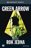 DC Komiksový komplet 008: Green Arrow - Rok jedna
