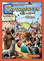 Carcassonne - 10. rozšíření: Cirkus