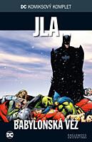 DC Komiksový komplet 011: JLA - Babylonská věž