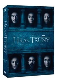 DVD - Hra o trůny 6. série (5 DVD) (VIVA)