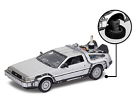 Back to the Future 2 - Diecast Model 1/24 - 81 DeLorean LK Coupe Fly Wheel