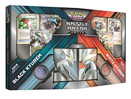 Pokémon: Battle Arena Decks - Black Kyurem vs. White Kyurem